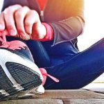 Image: Jogger preparing to run | 11 ways to be fit and frugal - Lizalyn Smith Blog