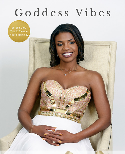 Image: Book cover of Goddess Vibes - A book by Lizalyn Smith