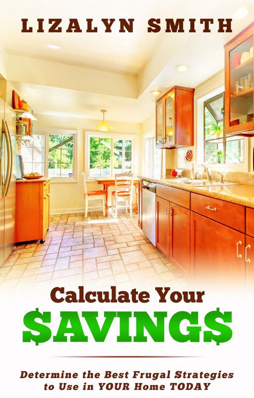 Image: Book cover of Calculate Your Savings - A book by Lizalyn Smith