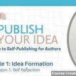 Publish Your Idea Lesson 1- Self Reflection
